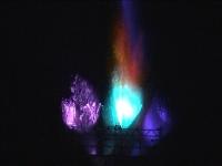 Licht-Wasser-Show