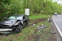 Verkehrsunfall B 173